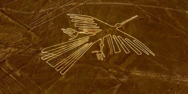 Рисунки пустыни Наска — кто создал геоглифы?