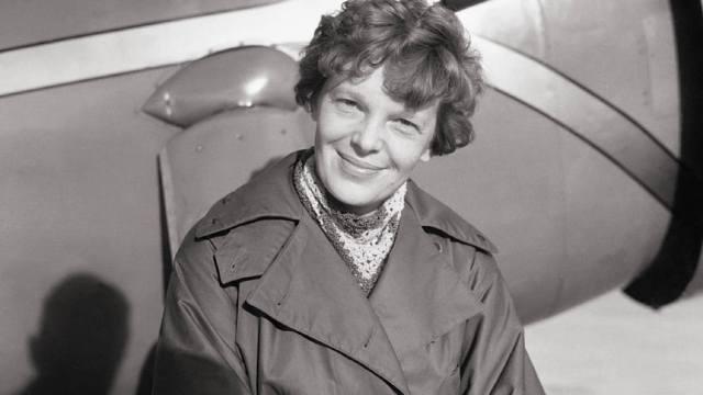 Лётчица Амелия Эрхарт: Исчезнувшая в небе