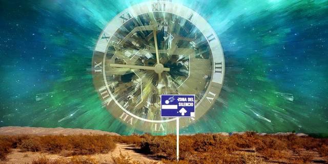 Море Тетис: Зона молчания пустыни Эль-Пасо