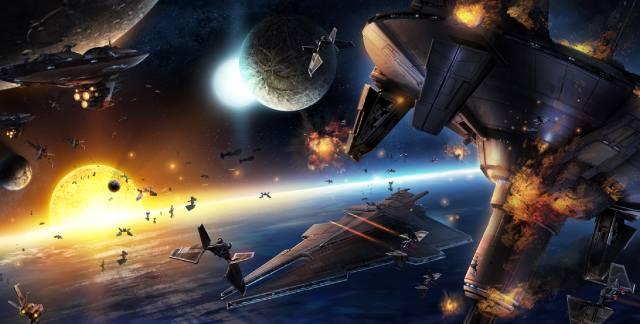 Гамма-вспышки в космосе: Эхо галактических войн