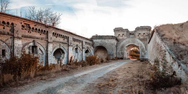 Керченская крепость Тотлебена — история