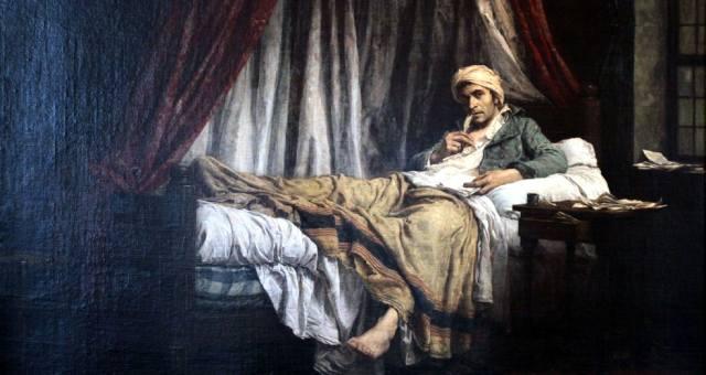 Жан Поль Марат — роль во Французской революции