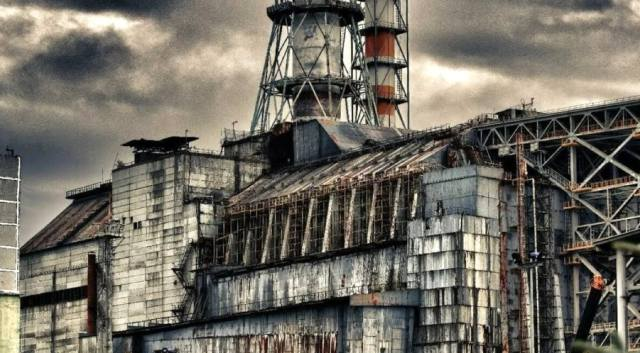 Чернобыль: Анатомия трагедии
