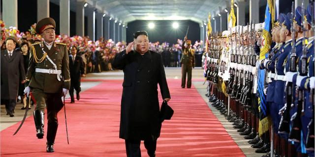 Северная Корея — политический режим в настоящее время