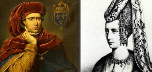 Изабелла Баварская: Королева Франции без репутации