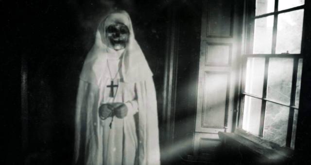 Призраки в доме священника, деревушки Боргваттнет