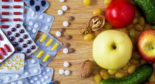 Питание во время приёма антибиотиков