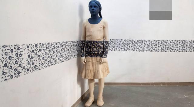 Гиперреалистические картины и скульптура