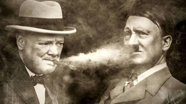 Черчилль и Гитлер — тайны лидерства