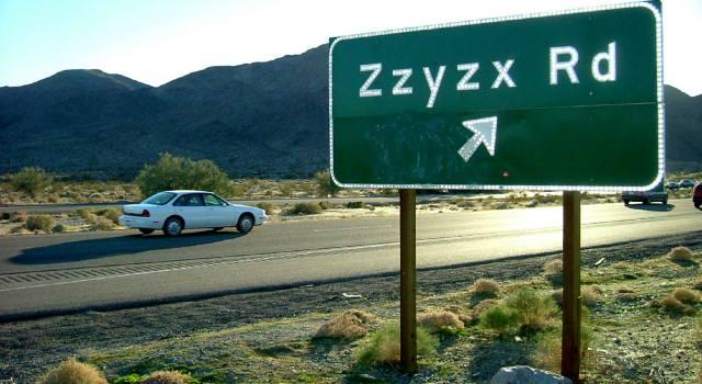 Кертис Спрингер: Зайзикс — город одного шарлатана