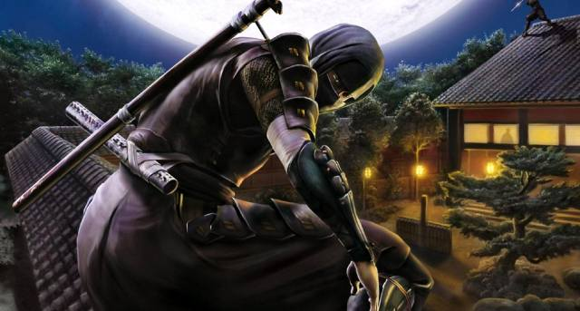 Ниндзя — легендарные воины тени