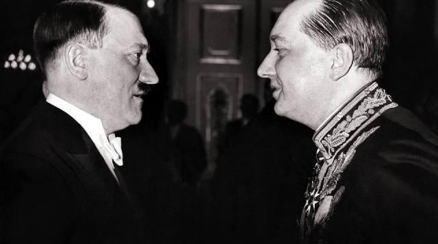 Свинья антисемитская Юзеф Липский: Посол Польши о евреях