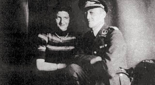 Вили Шульц и Ильза Штайн: Еврейка и капитан