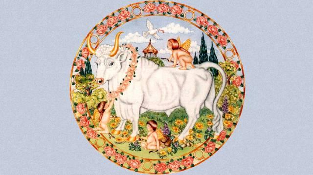 Телец — гороскоп на апрель