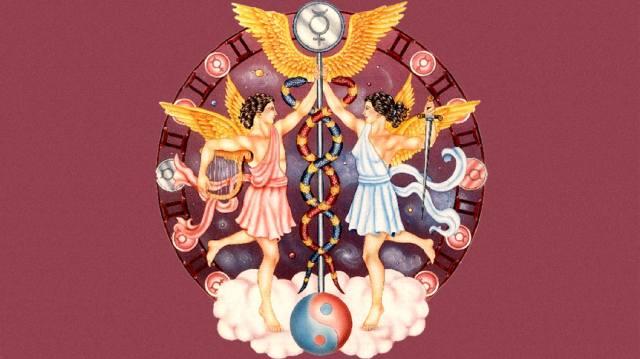 Близнецы — гороскоп на апрель