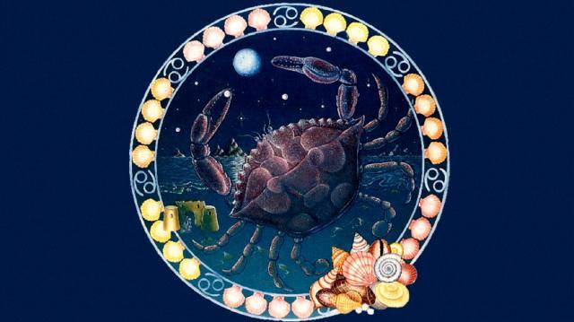 Рак — гороскоп на апрель