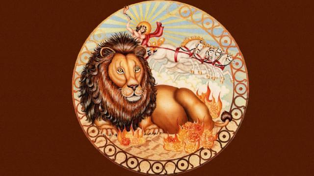 Лев — гороскоп на апрель