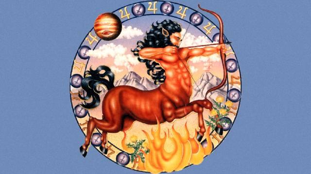 Стрелец — гороскоп на апрель