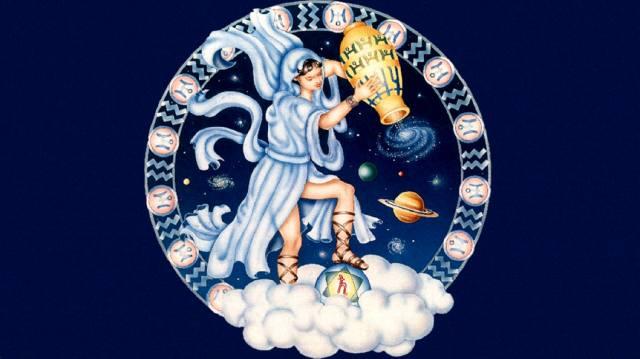 Водолей — гороскоп на апрель