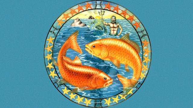 Рыбы — гороскоп на апрель