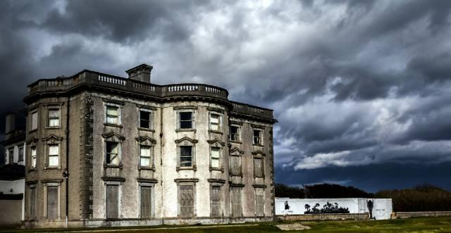Поместье Лофтус Холл в Ирландии