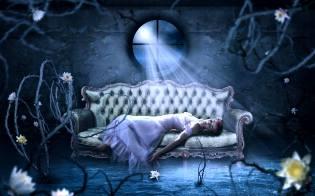 Фото: экстравагантность во сне — интересные факты