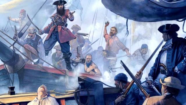 Весёлый Роджер: История пиратства