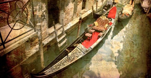 Гондола в Венеции — интересные факты