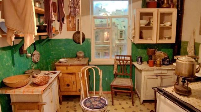 Что такое коммунальная квартира в СССР?