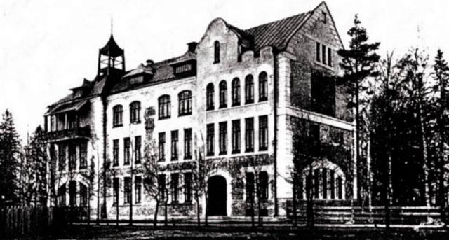 Фото: женская гимназия В.В. Павловой, интересные факты