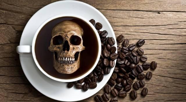 Смертельная доза никотина, алкоголя, кофеина, воды и соли