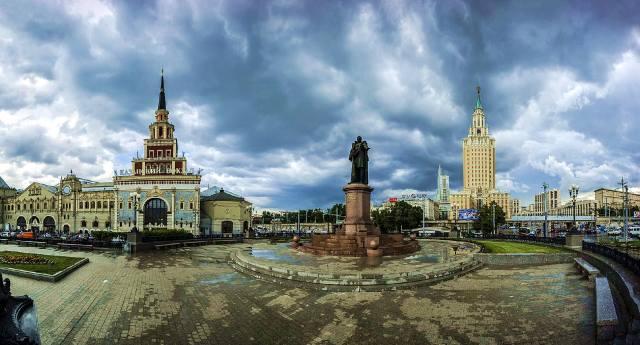 Проклятые места Москвы