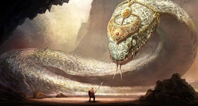 Загадка Лунного Змея