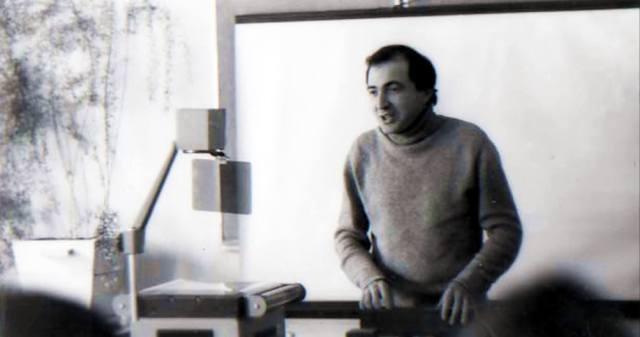 Борис Березовский в молодости