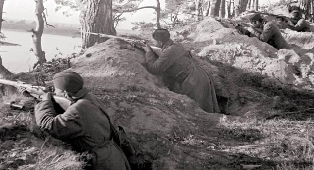 Бои под Ленинградом в 1941 году