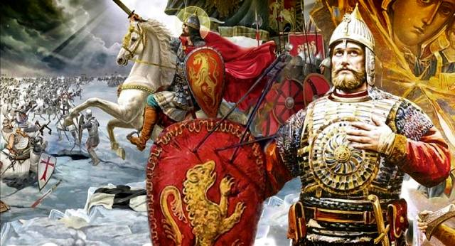 Александр Невский: Приход князя к власти