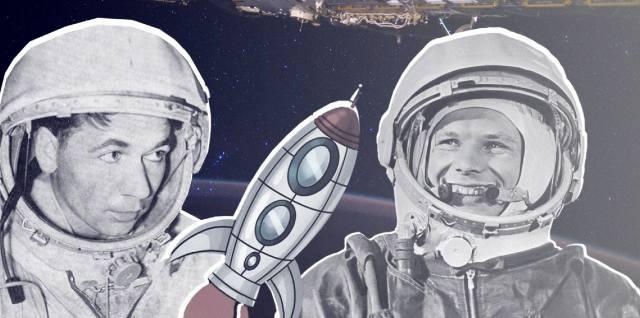 Люди в космосе до Гагарина: Мифы придуманные на Западе