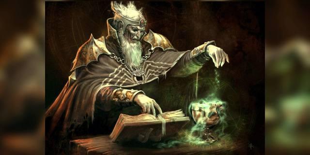 Кощей Бессмертный — кем был главный злодей русских сказок?