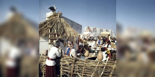 Большой базар в субботу в Городке