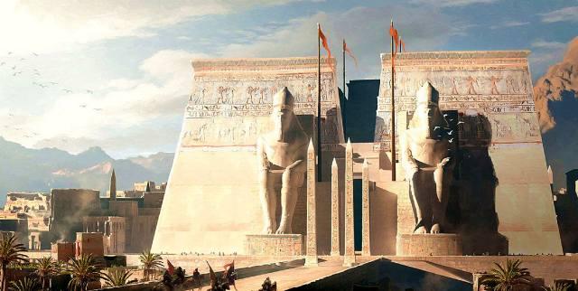 Кража золотого сосуда в Древнем Египте