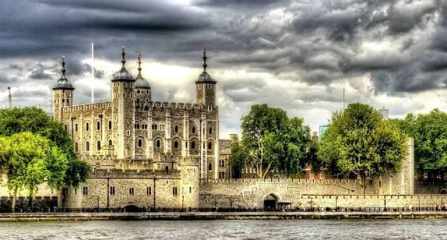 Лондонский Тауэр — интересные факты