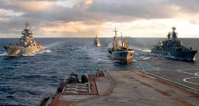 Сейшельские острова и флот СССР