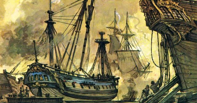 Анна Иоанновна: Как императрица убила русский флот