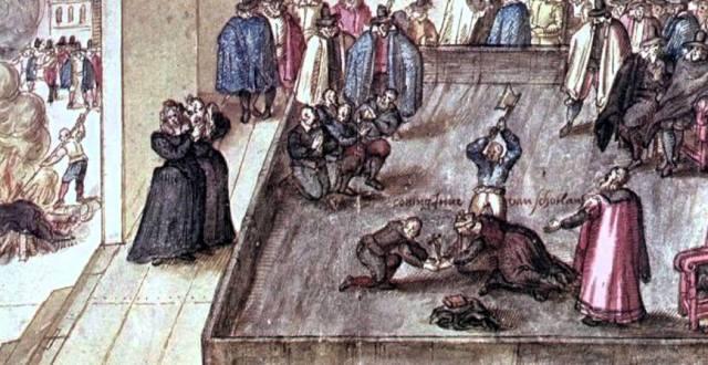 Заговор Бабингтона 1585 года в Англии