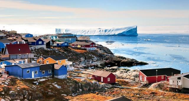 Гренландия и её население: Отрезанные от мира