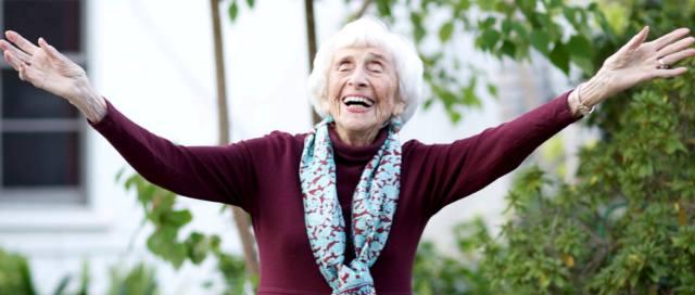 Хедда Болгар: Старость это свобода