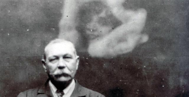 Артур Конан Дойл и спиритизм