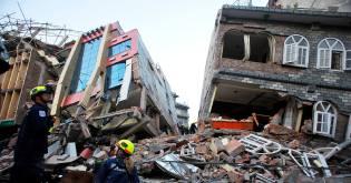 Фото: землетрясения — причина катаклизма, интересные факты