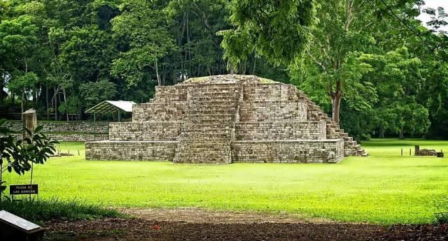 Копан: Город майя в Гондурасе