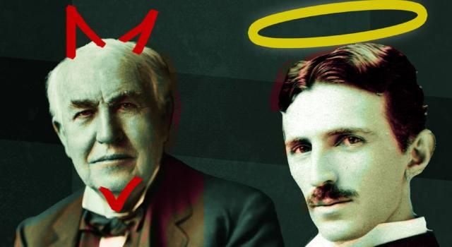 Война токов: Никола Тесла и Томас Эдисон